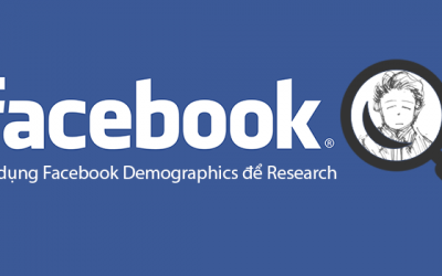 Sử dụng Facebook Demographics để Research Marketing